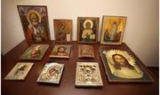 Оформляю право собственности на антикварные иконы. Украина.